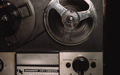 Digitalizar las cintas de Magnetófono